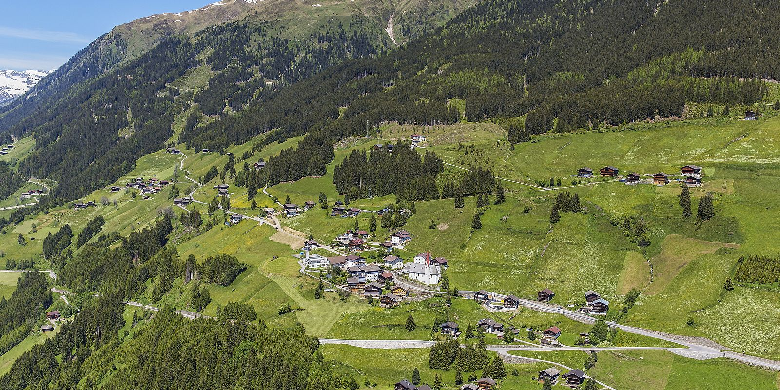 St. Veit from above